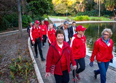 Heart Foundation State MP Walks