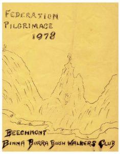 Federation Pilggrimage 1978