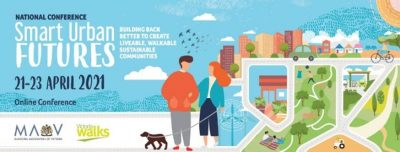 Smart Urban Futures conference 2021