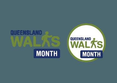 Queensland Walks Month 2021 Logos