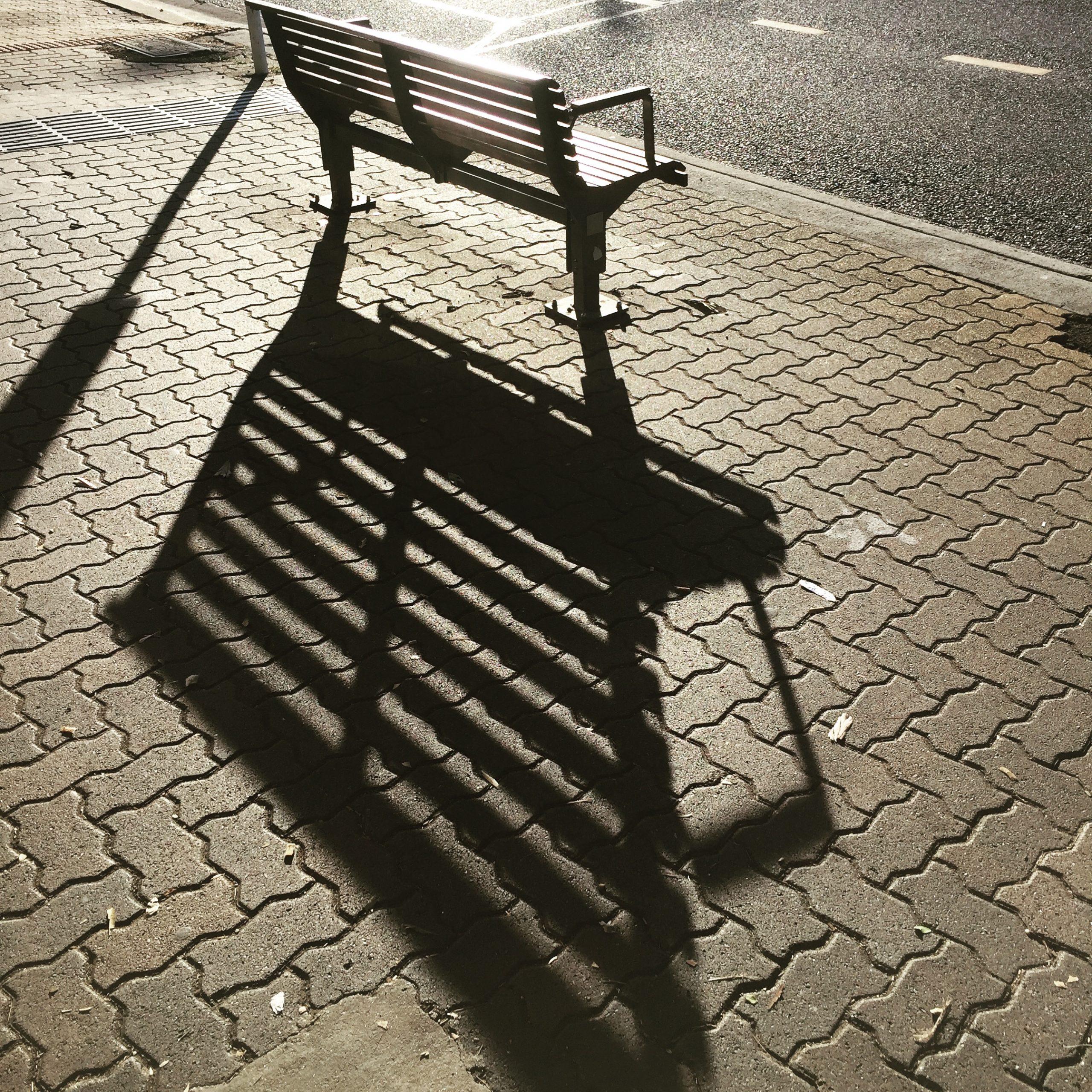 Seating along the way